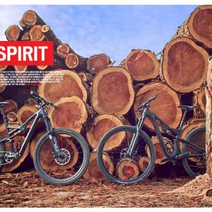 As seen in Mountain Bike Action magazine June 2014